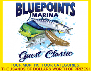 Bluepoints Marina Guest Classic Fishing Tournament in Port Canaveral March 2014 - June 2014