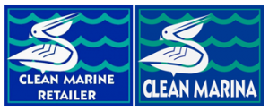Bluepoints Marina in Port Canaveral is Rated a Clean Marina