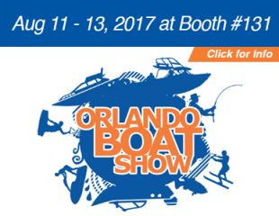 Orlando Boat Show August 2017 Bluepoints Marina Port Canaveral