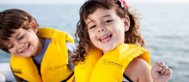 Sea Tow Life Jacket Loaner Program