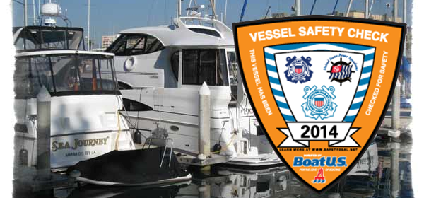 Free Vessel Safety Check