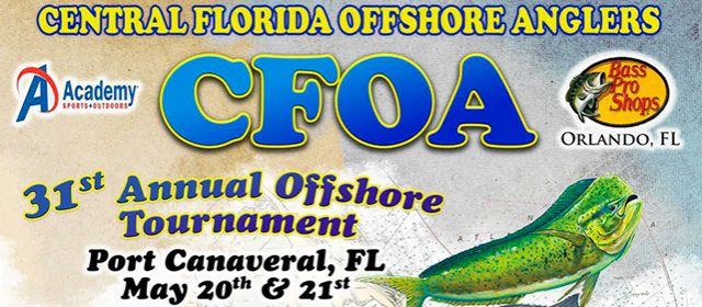 Central Florida Offshore Anglers Tournament