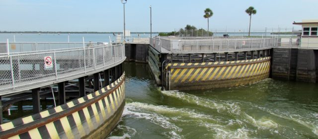 Locks Closure Bluepoints Marina In Port Canaveral
